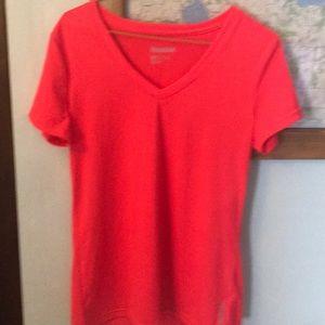 Women's T-shirt. M. Reebok